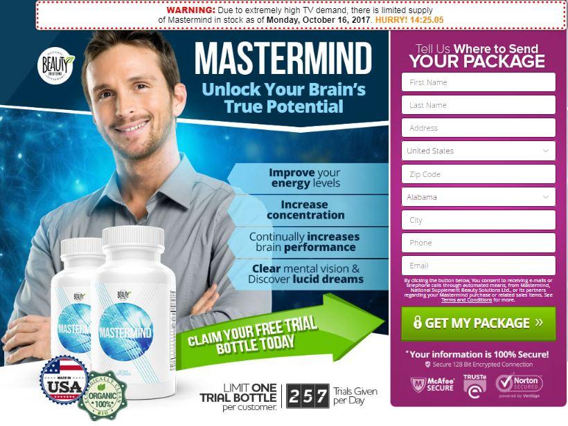 Apex Mastermind Trial
