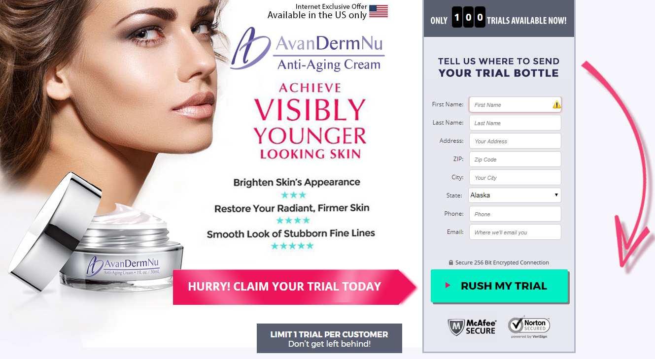 AvanDermNu Trial