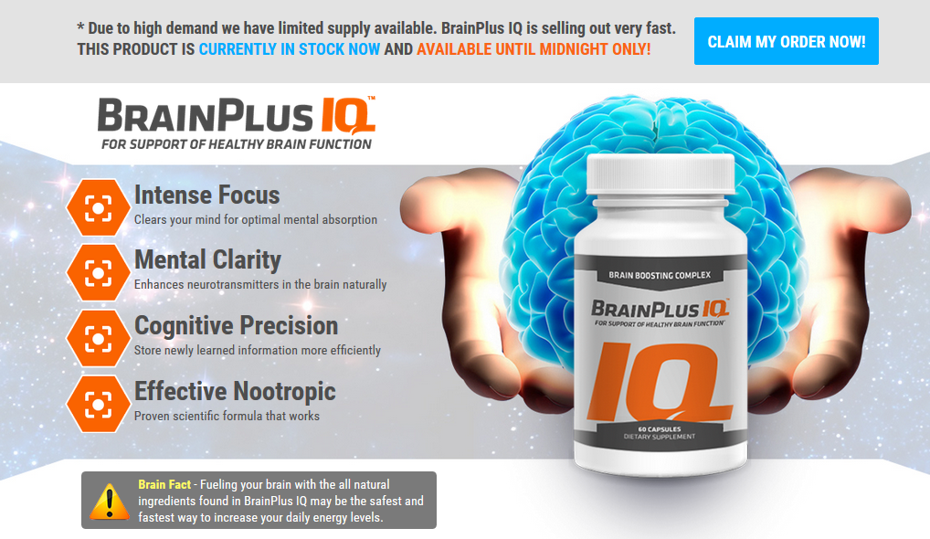 Brain Plus IQ Trial