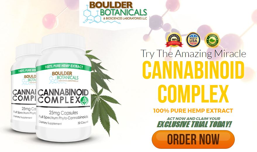 Cannabinoid Complex Hemp Extract