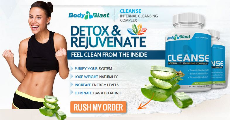 Detox Body Blast Trials