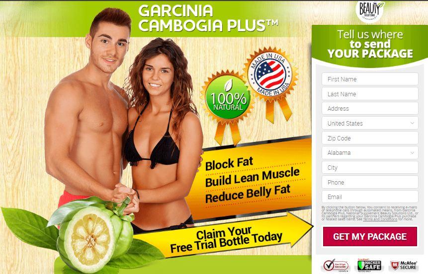 Garcinia Cambogia Plus Trial