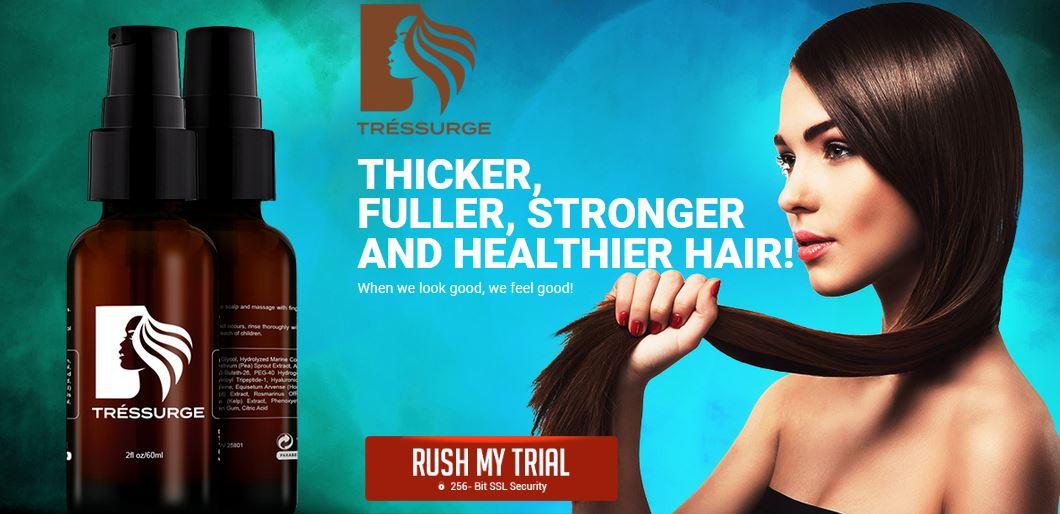 tressurge hair growth