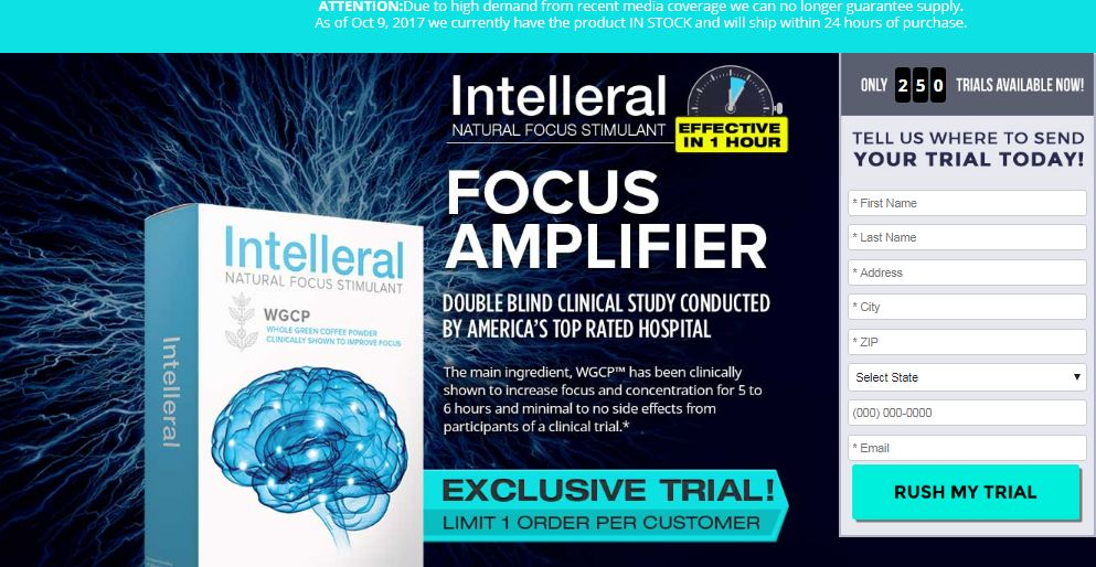 Intelleral Free Trials