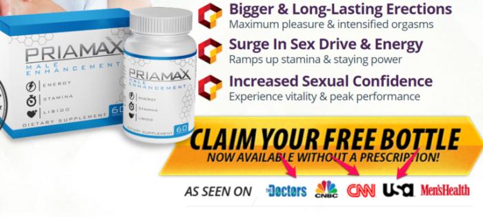 PriaMax trial