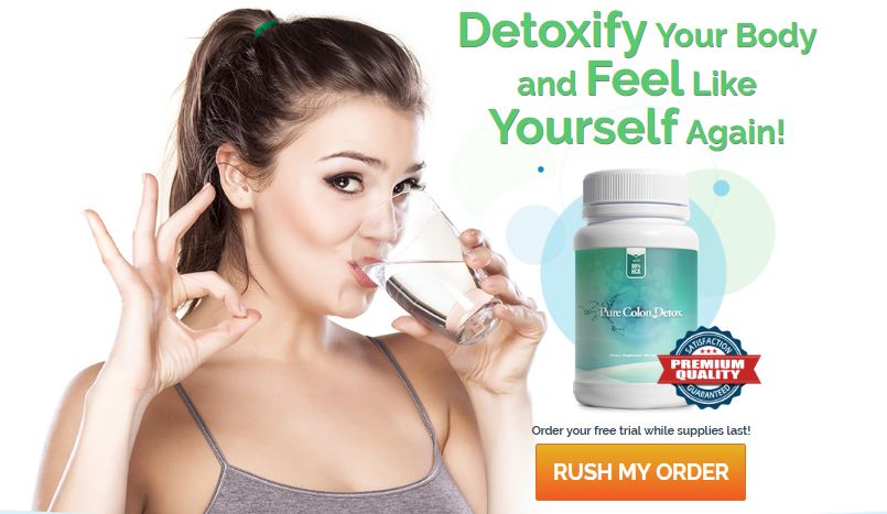 Pure Colon Detox reviews