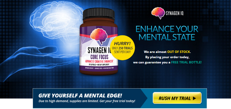 Synagen IQ Trial