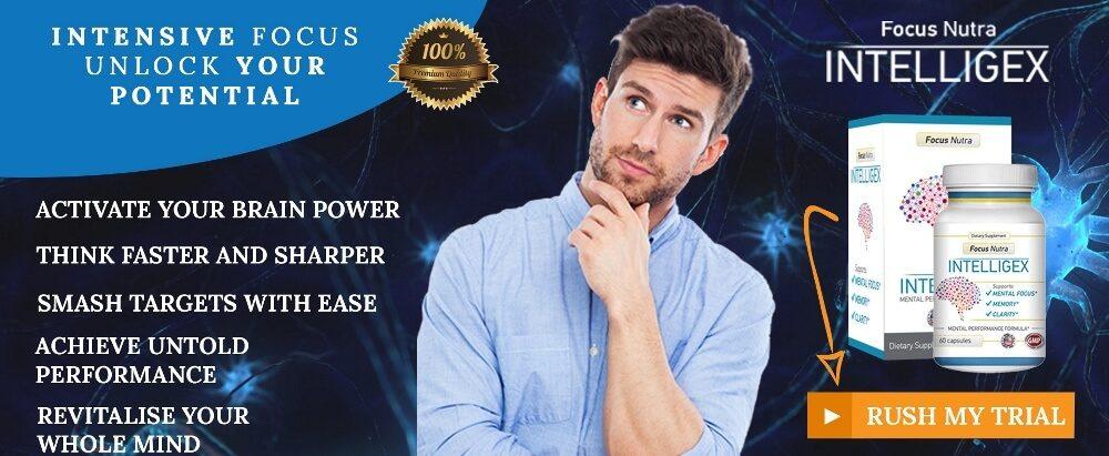 Focus Nutra Intelligex