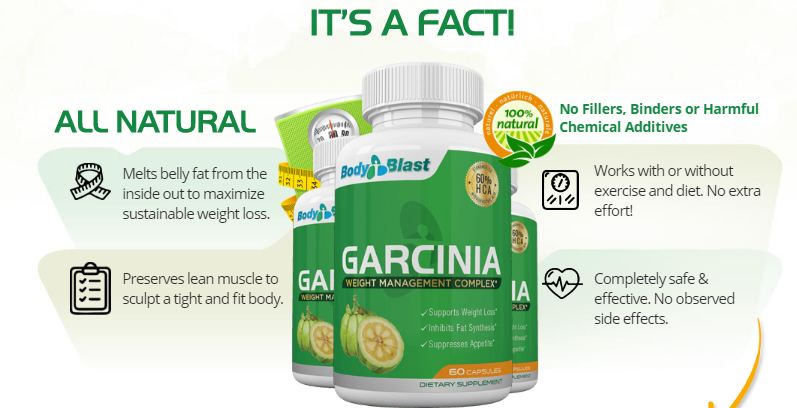 garcinia body blast reviews