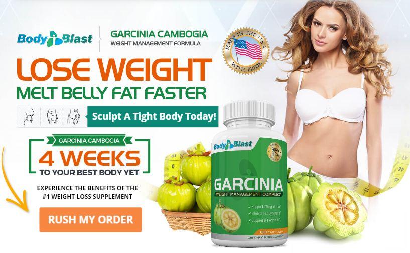 garcinia body blast trial
