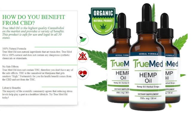 true med oil
