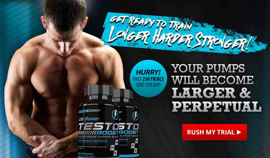 ulti power testo boost trial