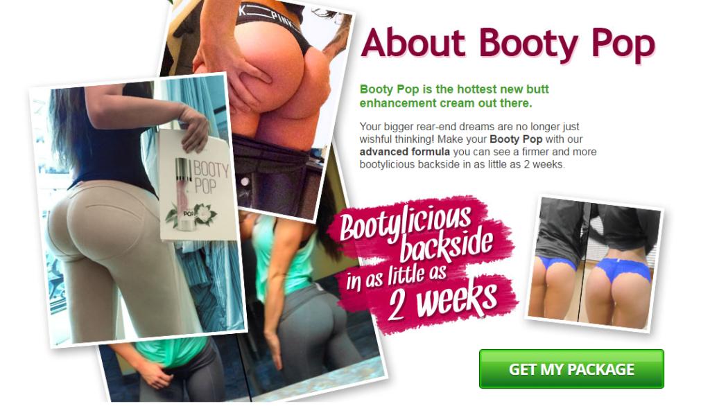 Apex Booty Pop