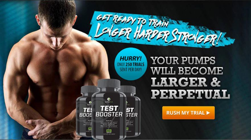 Alpha Plus Testo Booster Trial