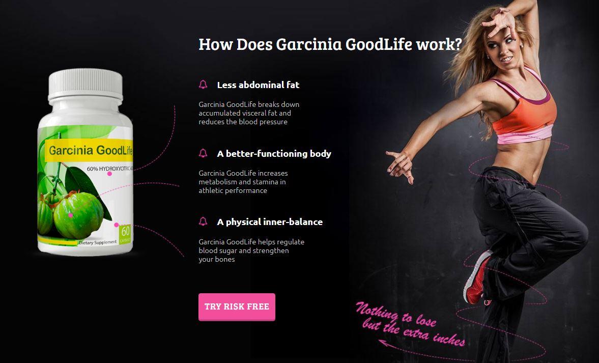 Garcinia GoodLife Trial