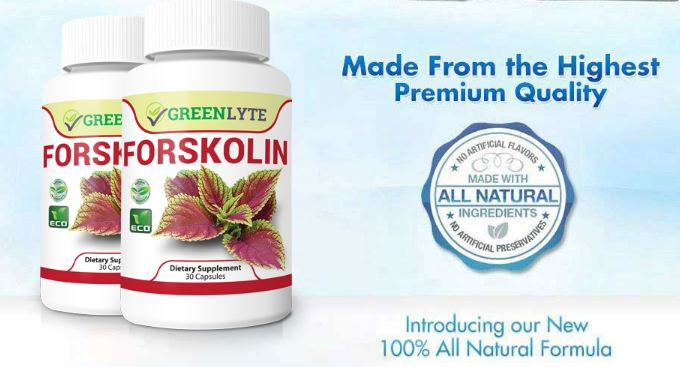 GreenLyte Forskolin