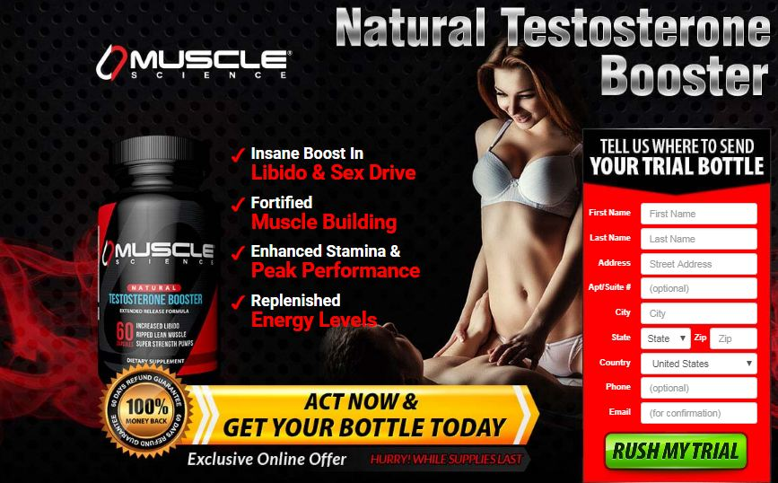 Muscle Science Muscle order