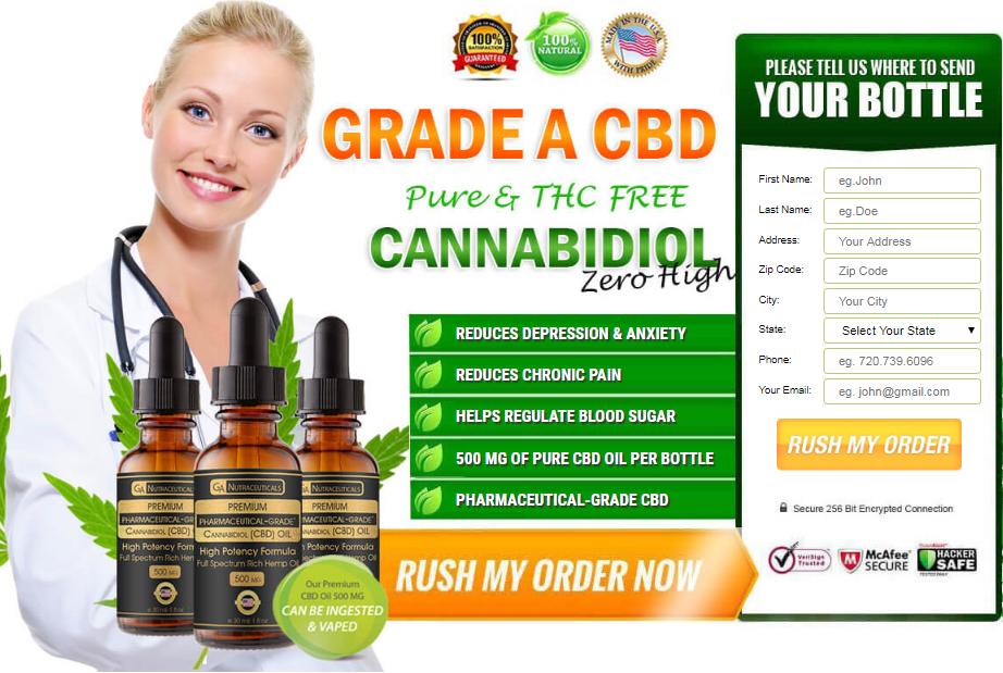 Grade A Cbd Oil Reviews New Pain Relief Formula Get
